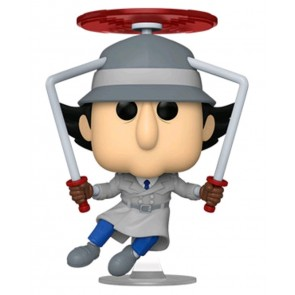 Inspector Gadget - Gadget Flying Pop! Vinyl