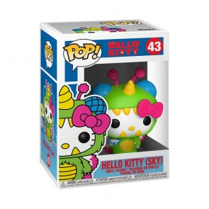 Hello Kitty - Sky Kaiju Kitty Pop! Vinyl