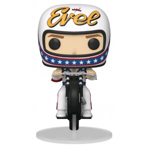 Evel Knievel - Evel Knievel Motorcycle Pop! Ride