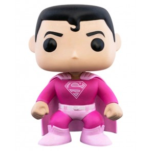 Superman - Superman Breast Cancer Awareness Pop! Vinyl