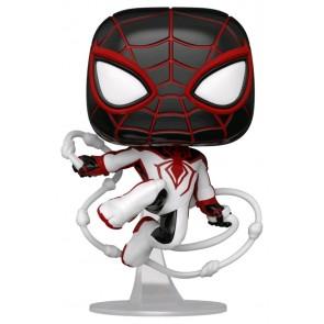 Spider-Man: Miles Morales - Spider-Man Track Suit Pop! Vinyl
