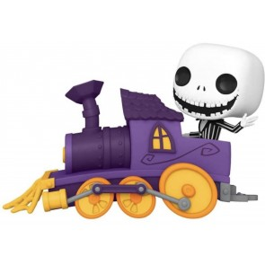 The Nightmare Before Christmas - Jack in Train Engine Pop! Deluxe