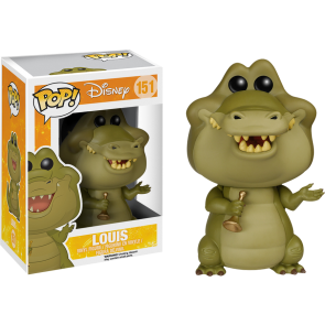 The Princess and the Frog - Louis the Alligator Pop! Vinyl Figure
