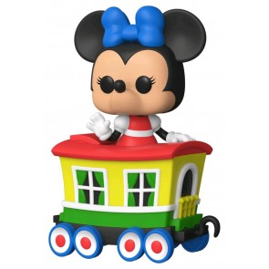 Disneyland 65th Anniversary - Minnie Train Carriage US Exclusive Pop! Vinyl