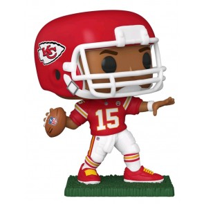 NFL: Chiefs - Patrick Mahomes Pop! Vinyl