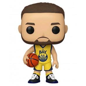 NBA: Warriors - Steph Curry (alternate) Pop! Vinyl