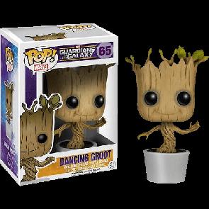 Guardians of the Galaxy - Dancing Groot Pop! Vinyl Figure