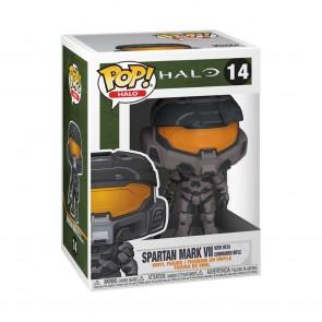 Halo Infinite - Spartan Mark VII with Vakara 78 Commando Rifle Pop! Vinyl