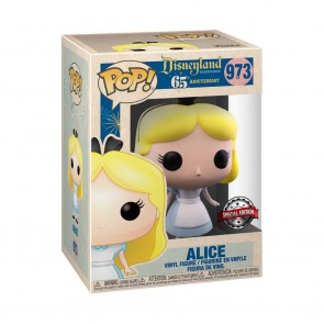 Disneyland 65th Anniversary - Alice US Exclusive Pop! Vinyl