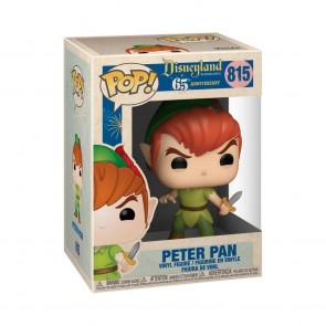 Disneyland 65th Anniversary - Peter Pan Pop! Vinyl