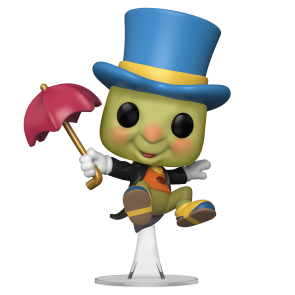 Pinocchio - Jiminy Cricket Pop! Vinyl NYCC 2020