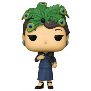 Clue - Mrs Peacock with Knife US Exclusive Pop! Vinyl