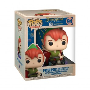 Disneyland 65th Anniversary - Peter Pan's Flight Attraction Pop! Ride