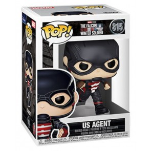The Falcon and the Winter Soldier - U.S. Agent Pop! Vinyl