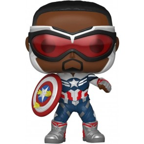The Falcon and the Winter Soldier - Capt America Year of the Shield US Exclusive Pop! Vinyl