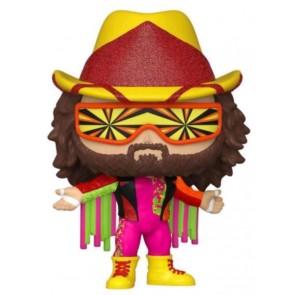 WWE: NWSS- Macho Man Randy Savage Diamond Glitter US Exclusive Pop! Vinyl