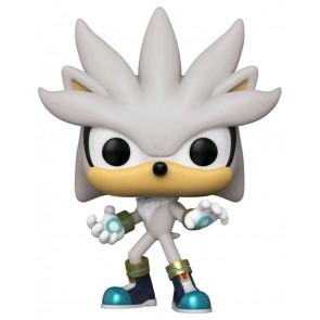 Sonic the Hedgehog - Silver 30th Anniversary Pop! Vinyl