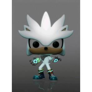 Sonic the Hedgehog - Silver Glow 30th Anniversary US Exclusive Pop! Vinyl