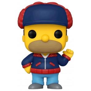The Simpsons - Mr Plow US Exclusive Pop! Vinyl