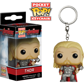 Avengers 2: Age of Ultron - Thor Pocket Pop! Keychain