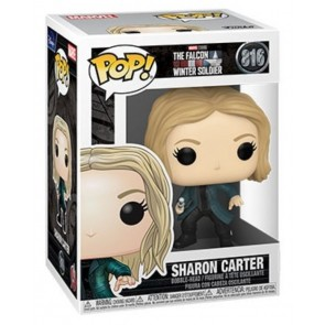 The Falcon and the Winter Soldier - Sharon Carter Pop! Vinyl