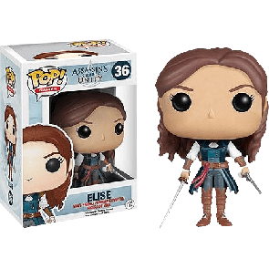 Assassin's Creed - Elise Pop! Vinyl Figure
