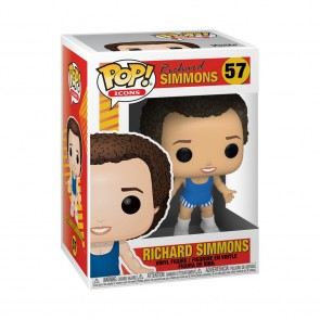 Icons - Richard Simmons Pop! Vinyl