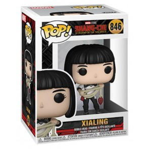 Shang-Chi and the Legend of the Ten Rings - Xialing Pop! Vinyl