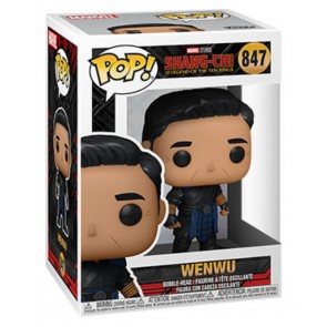 Shang-Chi and the Legend of the Ten Rings - Wenwu Pop! Vinyl