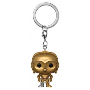 Star Wars - C-3PO Pocket Pop! Keychain