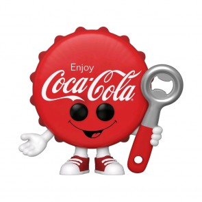 Coca-Cola - Coke Bottle Cap Pop! Vinyl