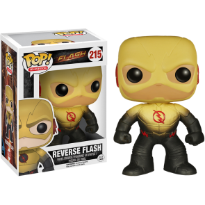 The Flash - Reverse Flash TV Pop! Vinyl Figure