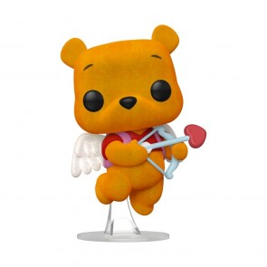 Winnie the Pooh - Pooh Valentines Flocked US Exclusive Pop! Vinyl