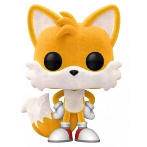 Sonic the Hedgehog - Tails Flocked US Exclusive Pop! Vinyl
