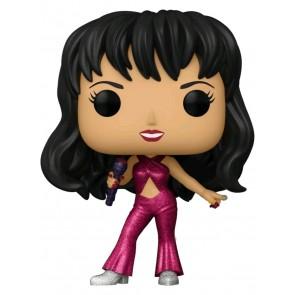 Selena - Selena Burgundy Outfit Diamond Glitter US Exclusive Pop! Vinyl