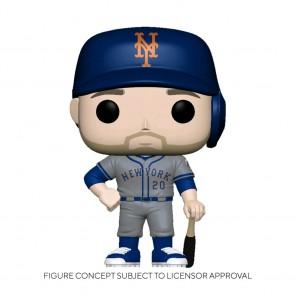 MLB: Mets - Pete Alonso (Road) Pop! Vinyl