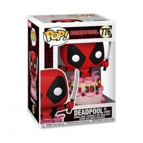 Deadpool - Deadpool in Cake 30th Anniversary Pop! Vinyl