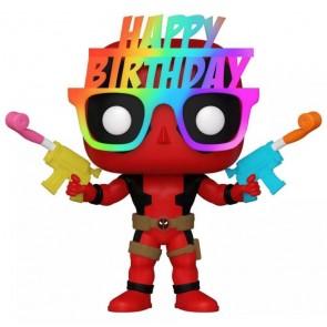 Deadpool - Birthday Glasses 30th Anniversary US Exclusive Pop! Vinyl