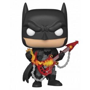 Batman - Death Metal Batman Guitar Solo US Exclusive Pop! Vinyl
