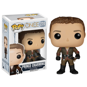Once Upon a Time - Prince Charming Pop! Vinyl Figure