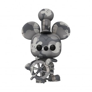 Mickey Mouse - Steamboat Willie (Artist) US Exclusive Pop! Vinyl