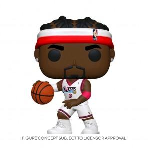 NBA: Legends - Allen Iverson (Sixers Home) Pop! Vinyl