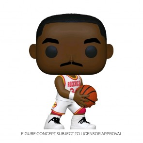 NBA: Legends - Hakeem Olajuwon (Rockets Home) Pop! Vinyl