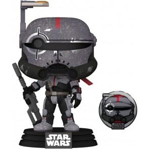 Star Wars: Across the Galaxy - Crosshair US Exclusive Pop! Vinyl with Pin