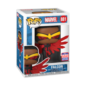 Marvel - Falcon Pop! Vinyl SDCC 2021