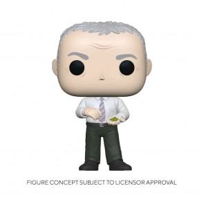 The Office - Creed with Mung Beans US Exclusive Pop! Vinyl