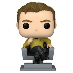 Star Trek: The Original Series - Captain Kirk in Chair Pop! Vinyl