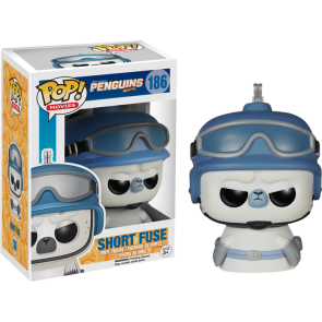 Penguins of Madagascar - Short Fuse Pop! Vinyl Figure