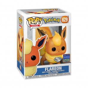 Pokemon - Flareon DGL Pop! Vinyl WonderCon 2021