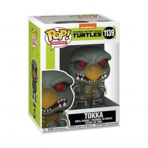 Teenage Mutant Ninja Turtles 2: Secret of the Ooze - Tokka Pop! Vinyl
